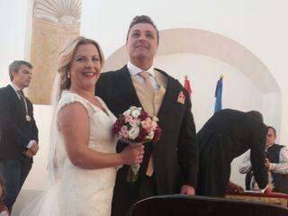 La boda de Mercedes y Juan Carlos