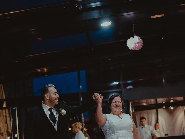 La boda de Isidro  y Carolina  en Benidorm, Alicante 18