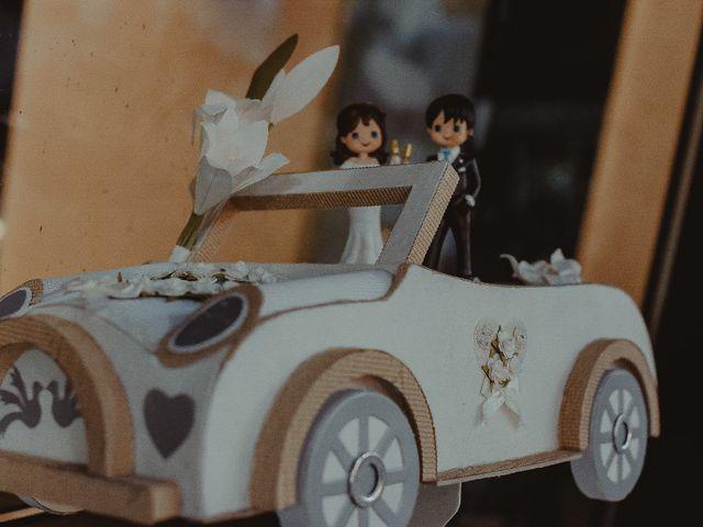 La boda de Isidro  y Carolina  en Benidorm, Alicante 20