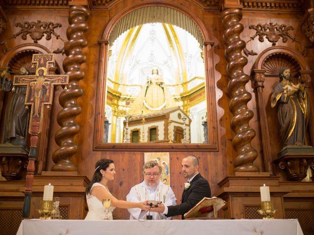 La boda de Luis Javier y Susana en Algezares, Murcia 4