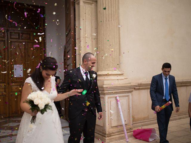 La boda de Luis Javier y Susana en Algezares, Murcia 5