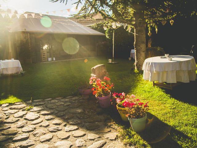 La boda de Borja y Lana en Pinilla Del Valle, Madrid 3