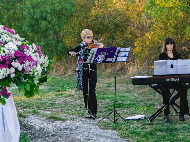 La boda de Borja y Lana en Pinilla Del Valle, Madrid 30