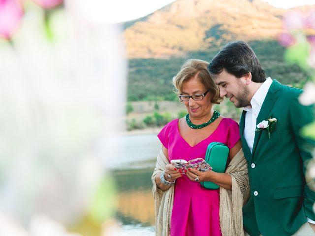 La boda de Borja y Lana en Pinilla Del Valle, Madrid 37