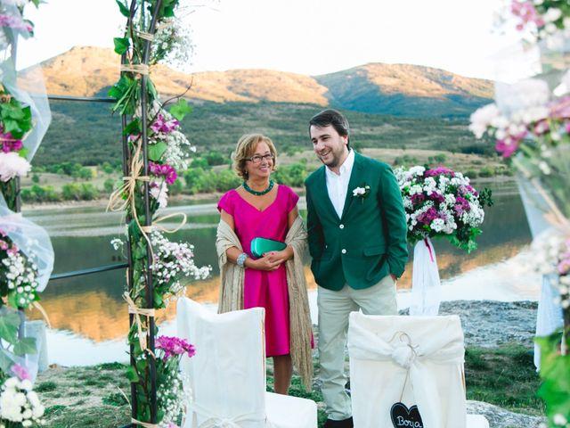 La boda de Borja y Lana en Pinilla Del Valle, Madrid 40