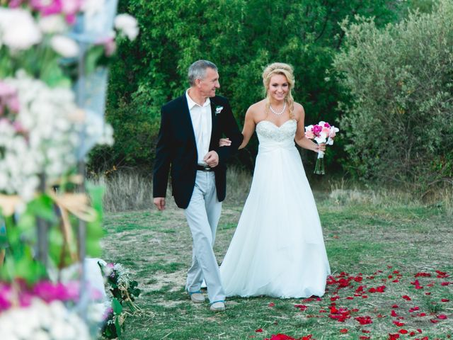 La boda de Borja y Lana en Pinilla Del Valle, Madrid 41