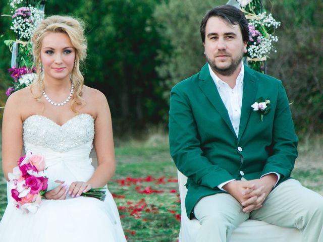 La boda de Borja y Lana en Pinilla Del Valle, Madrid 46