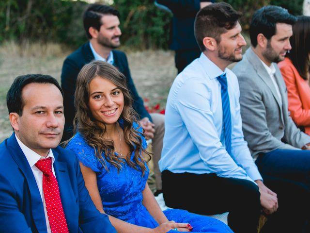 La boda de Borja y Lana en Pinilla Del Valle, Madrid 55