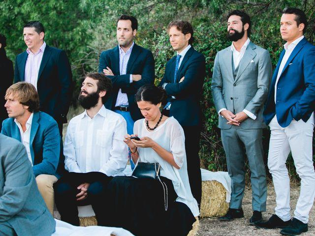 La boda de Borja y Lana en Pinilla Del Valle, Madrid 57
