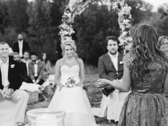 La boda de Borja y Lana en Pinilla Del Valle, Madrid 58