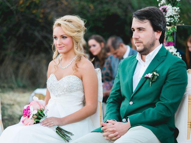 La boda de Borja y Lana en Pinilla Del Valle, Madrid 61