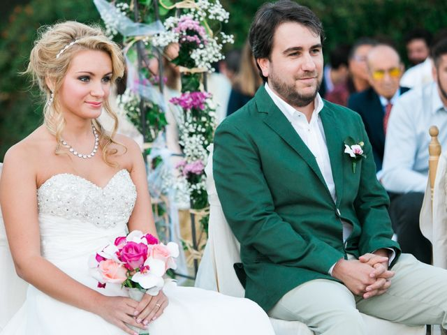 La boda de Borja y Lana en Pinilla Del Valle, Madrid 62