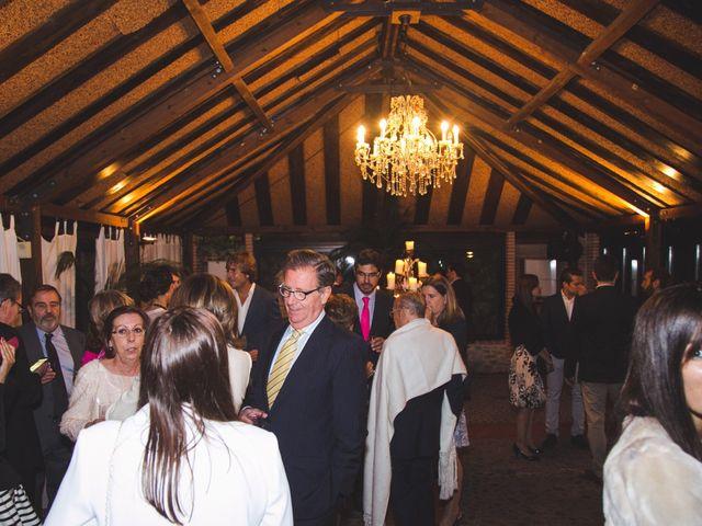 La boda de Borja y Lana en Pinilla Del Valle, Madrid 70