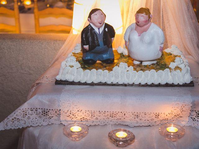 La boda de Borja y Lana en Pinilla Del Valle, Madrid 72