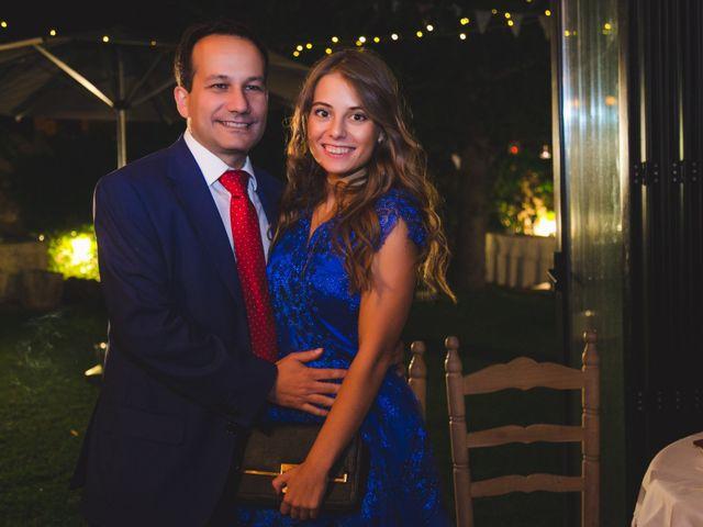 La boda de Borja y Lana en Pinilla Del Valle, Madrid 75