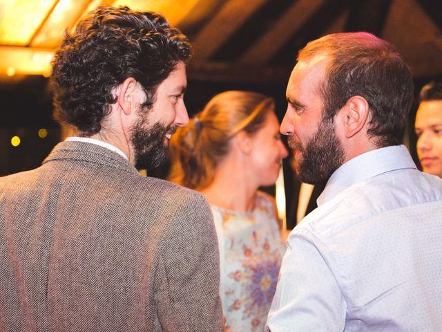 La boda de Borja y Lana en Pinilla Del Valle, Madrid 89