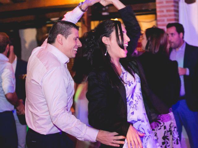 La boda de Borja y Lana en Pinilla Del Valle, Madrid 92
