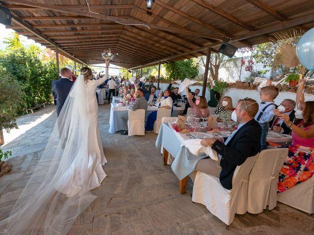 La boda de Javi y Teresa en Alhama De Granada, Granada 3