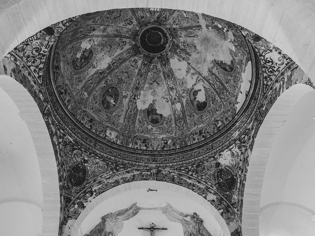 La boda de Javi y Teresa en Alhama De Granada, Granada 16