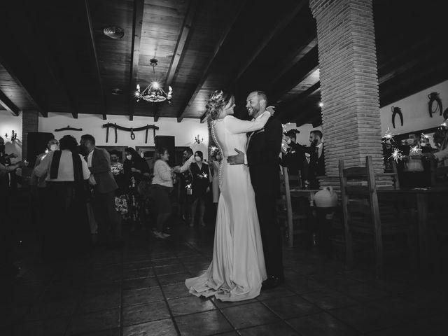 La boda de Javi y Teresa en Alhama De Granada, Granada 17