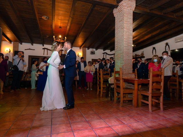 La boda de Javi y Teresa en Alhama De Granada, Granada 18