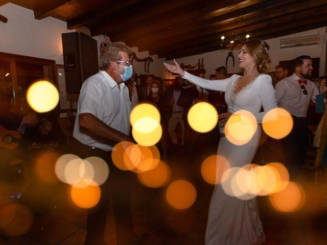 La boda de Javi y Teresa en Alhama De Granada, Granada 19