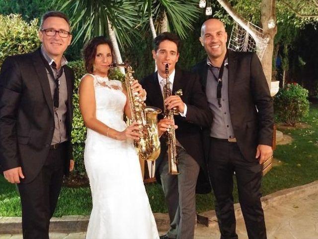 La boda de Alejandro  y María José  en Valencia, Valencia 2
