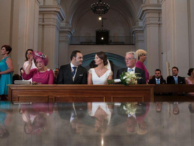 La boda de Sixto y Sara en Toledo, Toledo 1