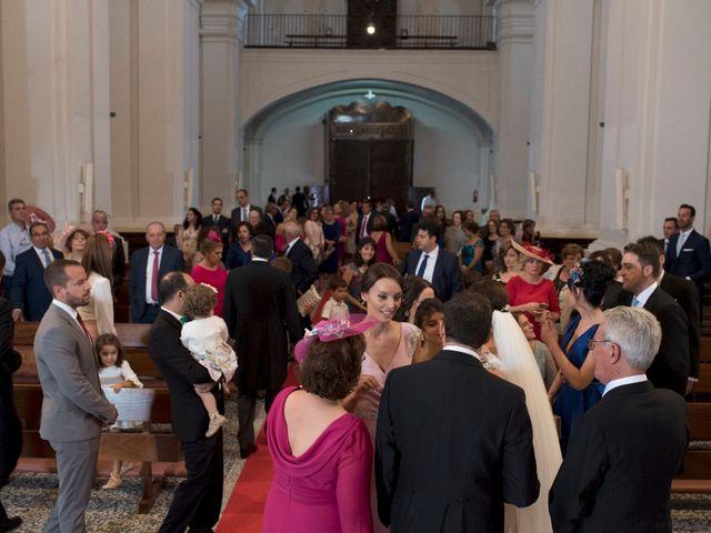 La boda de Sixto y Sara en Toledo, Toledo 9
