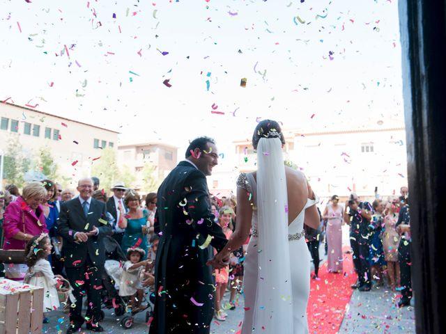 La boda de Sixto y Sara en Toledo, Toledo 11