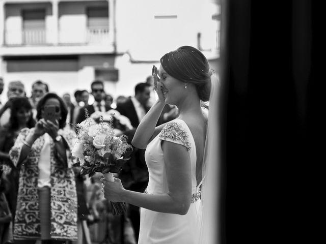 La boda de Sixto y Sara en Toledo, Toledo 12