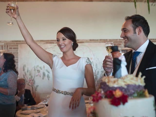 La boda de Sixto y Sara en Toledo, Toledo 30