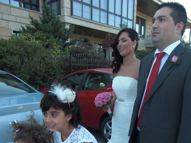 La boda de Patricia y Jorge en Ourense, Orense 1