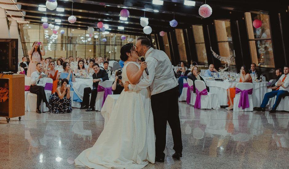 La boda de Isidro  y Carolina  en Benidorm, Alicante