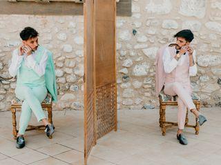 La boda de Albert y Fran 1