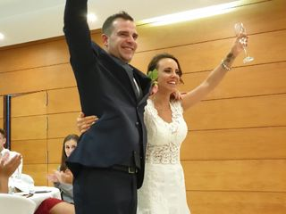 La boda de Javi y Judith