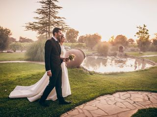 La boda de Javier y Mari Paz