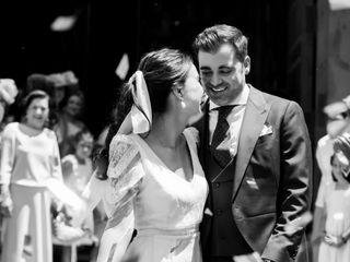 La boda de Elisa y Gregorio