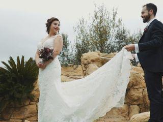 La boda de Aiora y Jonatan 1