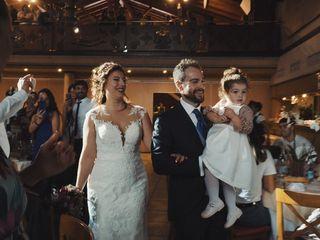 La boda de Aiora y Jonatan