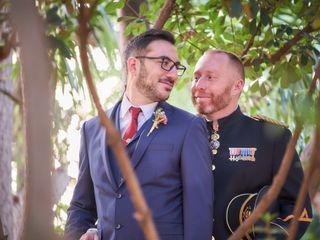 La boda de Esteban y Nacho 2