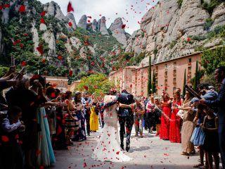 La boda de Mireia y Joan
