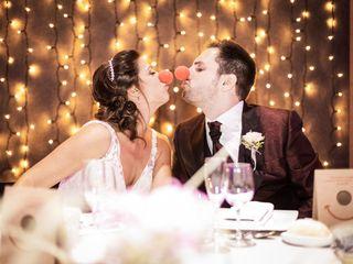 La boda de Cris y Ginés
