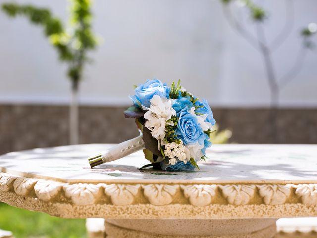La boda de Cristian y Gloria en Cullar, Granada 1