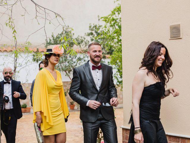La boda de Cristian y Gloria en Cullar, Granada 18