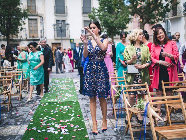 La boda de Cristian y Gloria en Cullar, Granada 25
