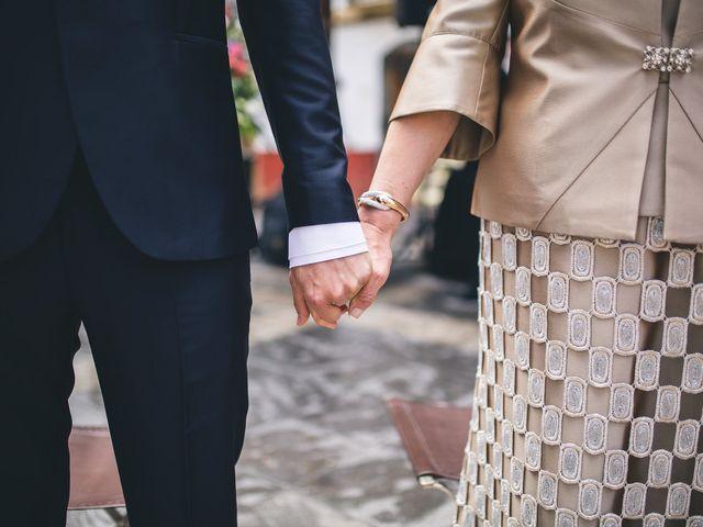 La boda de Cristian y Gloria en Cullar, Granada 26
