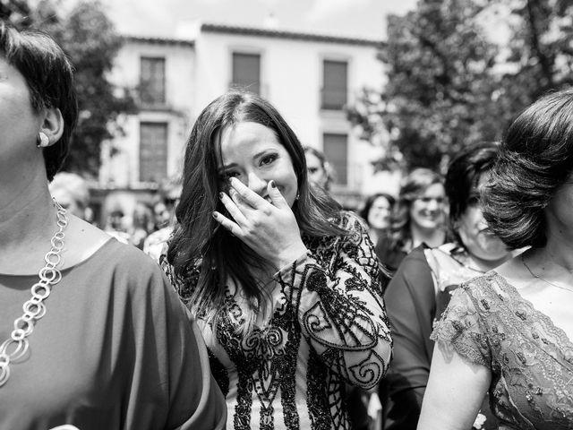La boda de Cristian y Gloria en Cullar, Granada 30