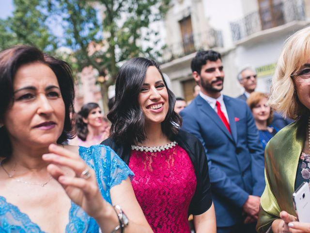 La boda de Cristian y Gloria en Cullar, Granada 31