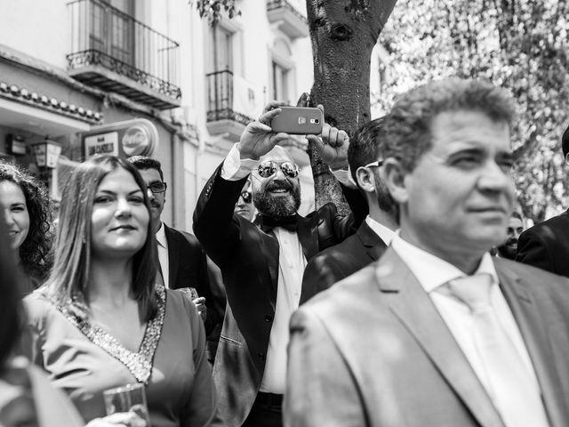 La boda de Cristian y Gloria en Cullar, Granada 32